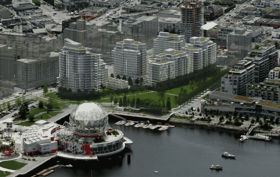 Science World Vancouver BC Development