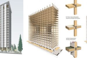 UBC's Wooden Tower Picture