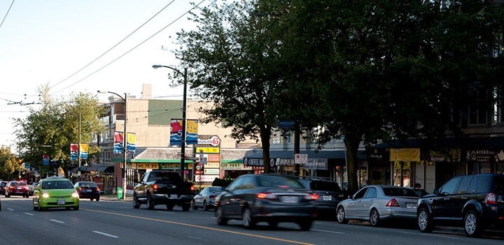 Marpole and Main Street