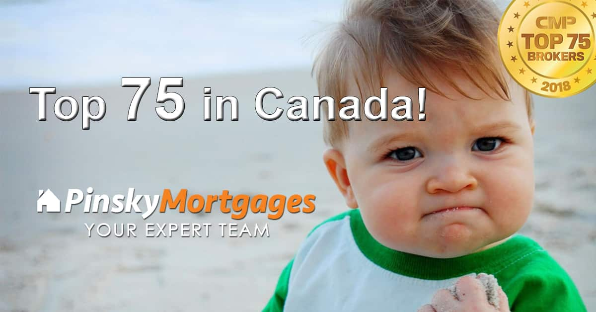 Success Kid Says Yes to Pinsky Mortgages