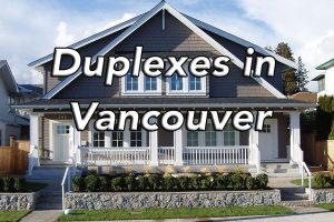 Duplex Rules in Vancouver