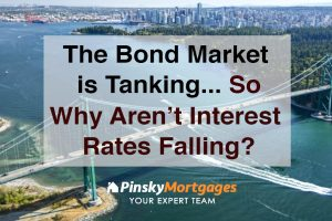 Why Aren't Interest Rates Falling?