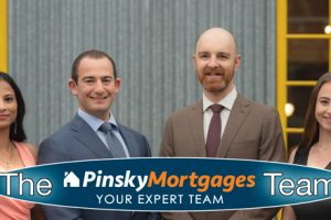 The Pinsky Mortgages Team